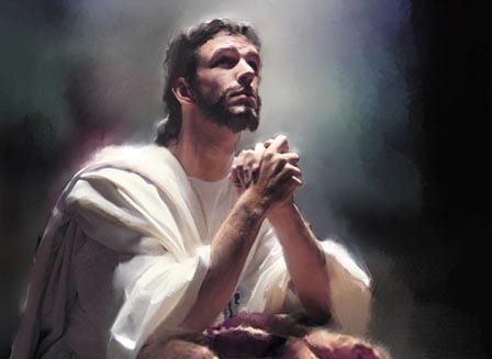 Jezus moli
