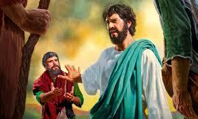 Peter in Jezus