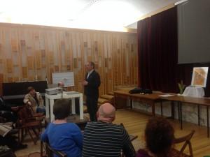 Predavanje p. Branka Cestnika, 8. maj 2016