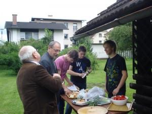 Piknik ministrantov 2016-07