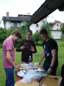 Piknik ministrantov 2016-12