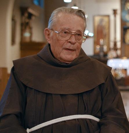 BISEROMAŠNIK p. Bernardin Sušnik