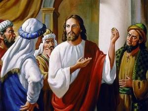 jezus in farizeji