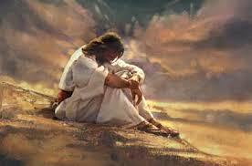 Jezus v puščavi