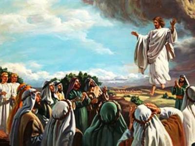 Jezus pošlje učence
