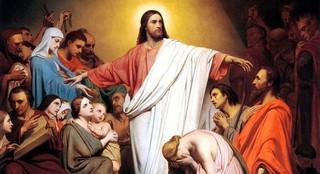 Jezus uči