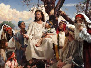 Jezus in otroci
